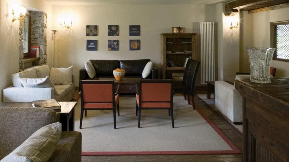 Maison Tissiere hotel et cuisine