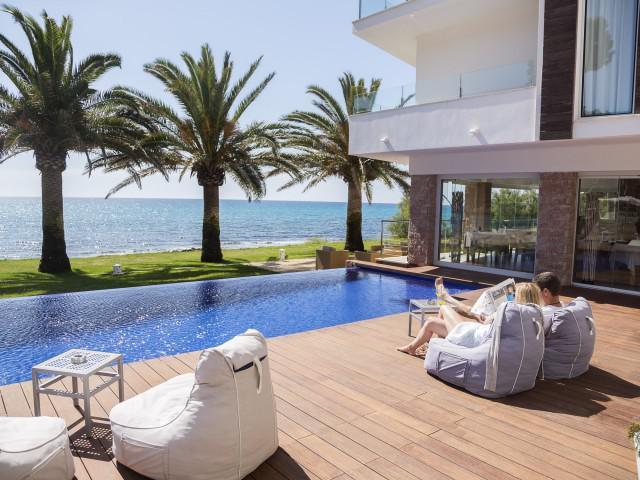 H tels de luxe en les bal ares h tels de charme avec spa for Boutique hotel minorque