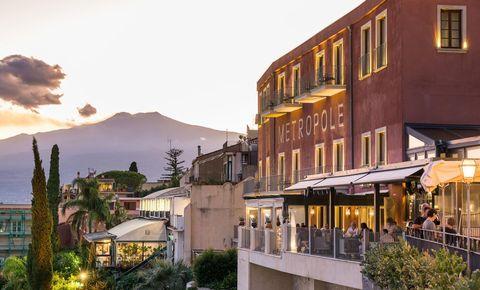 Metropole Taormina Maison D'Hôtes