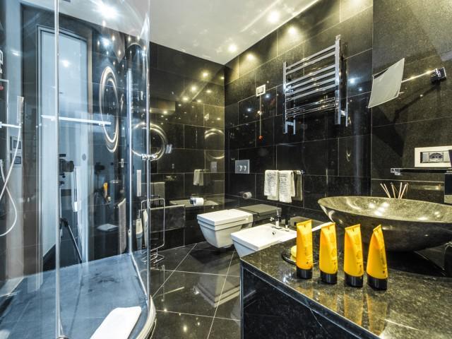 Suite Design vista mare