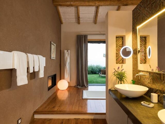 2 bedrooms Villa con piscina privada