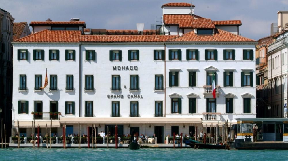 Hotel Monaco Et Grand Canal Venise