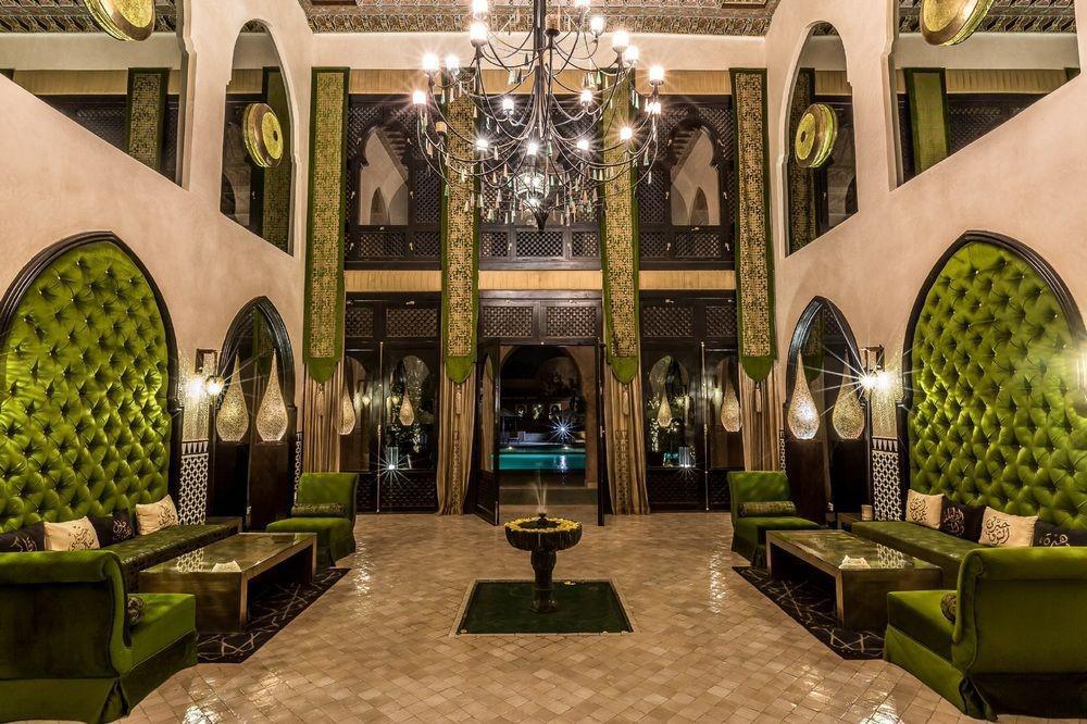 Mosaic Palais Aziza & Spa