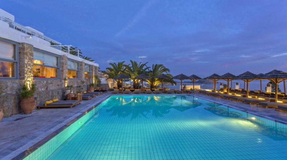 Myconian ambassador hotel amp thalasso spa center in mykonos cyclades