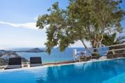 Executive Mykonos Suite with Sea View and Private Pool