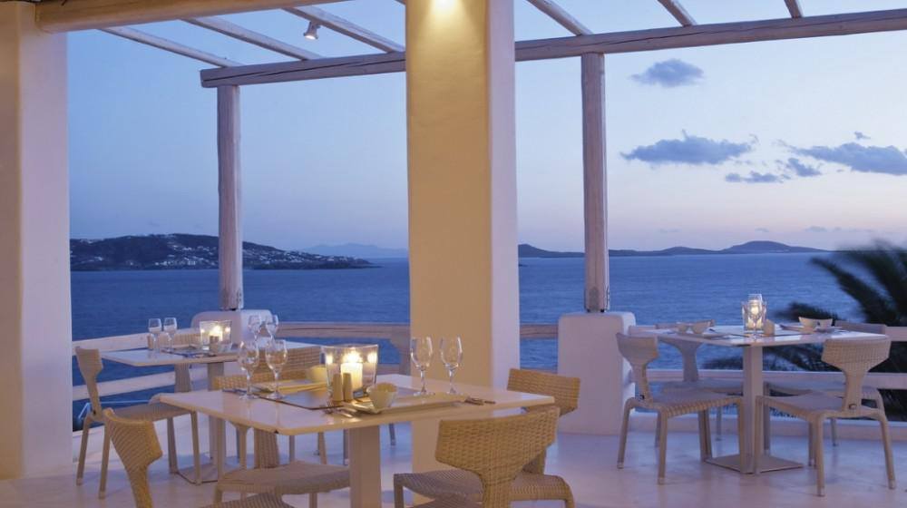 Mykonian Mare Luxury Suites Hotel