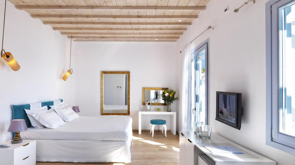 Mykonian mare luxury boutique hotel mykonos iles cyclades for Exclusive boutique hotels