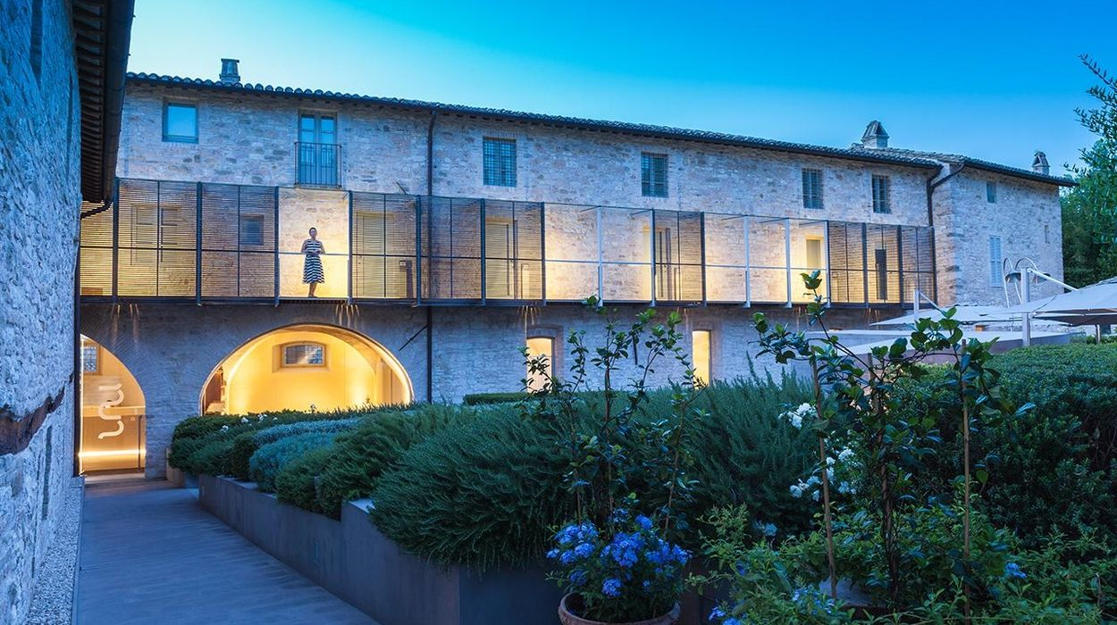 Nun Assisi Relais & Spa Museum