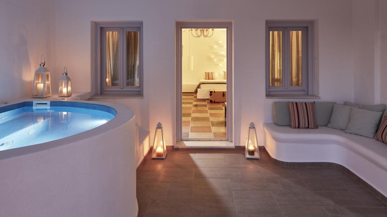 Orabel suites santorini santorin iles cyclades for Meilleur hotel santorin