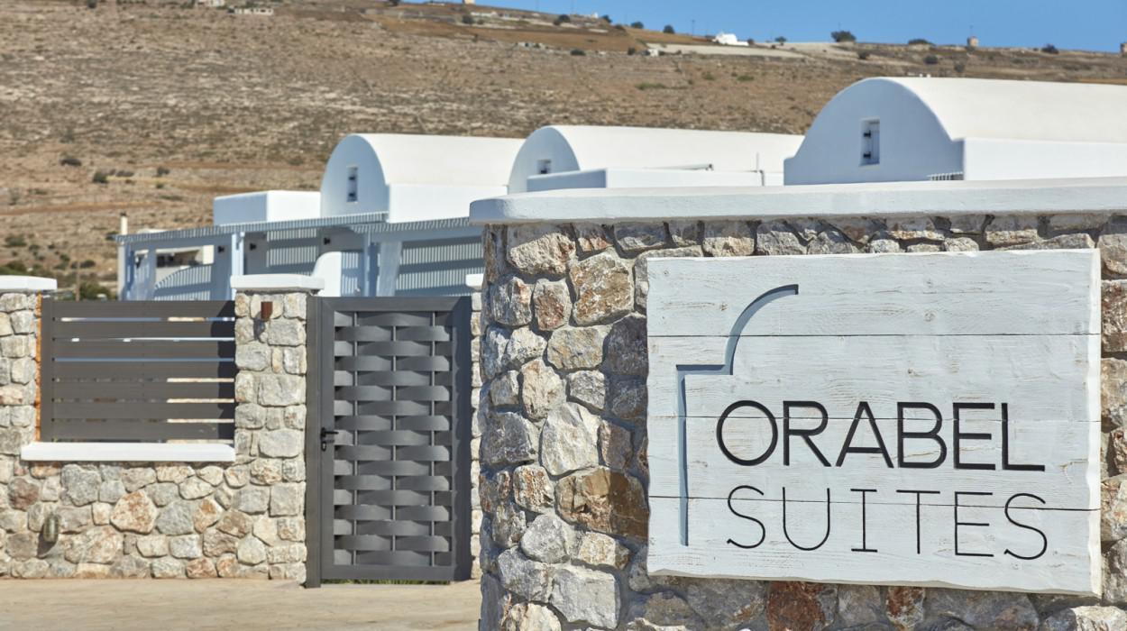 Orabel Suites Santorini