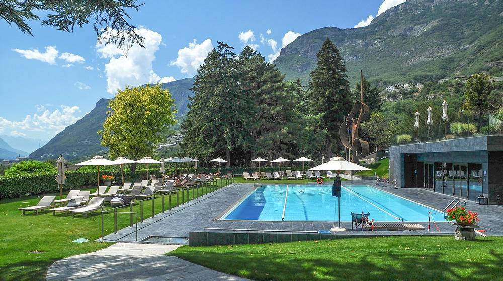 Parc hotel billia a saint vincent valle d 39 aosta for Design hotel valle d aosta