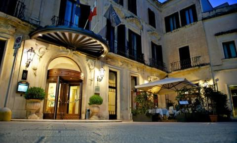 Hotel di lusso a lecce alberghi di charme e spa for Palazzo in stile messicano