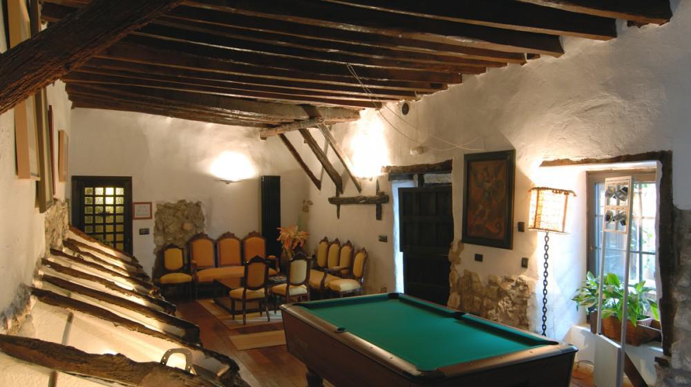 Posada real casa del abad ampudia castille le n - Posada real casa del abad ...