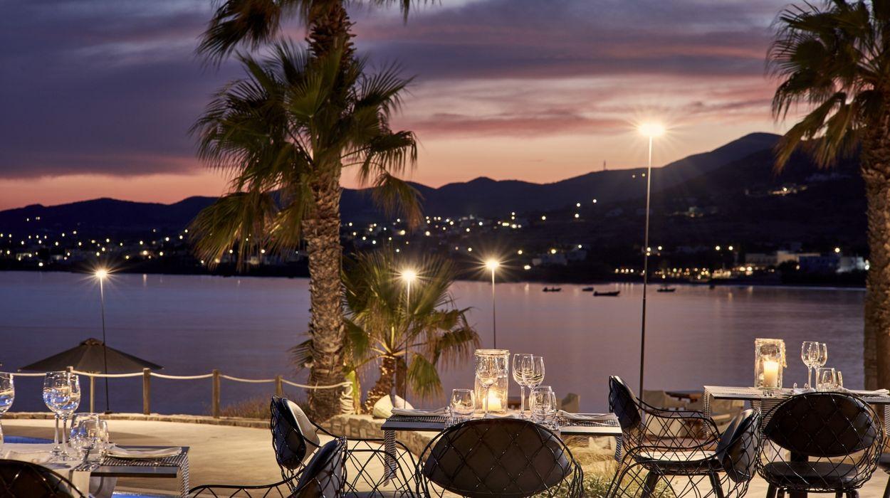 Poseidon of Paros Hotel & Spa