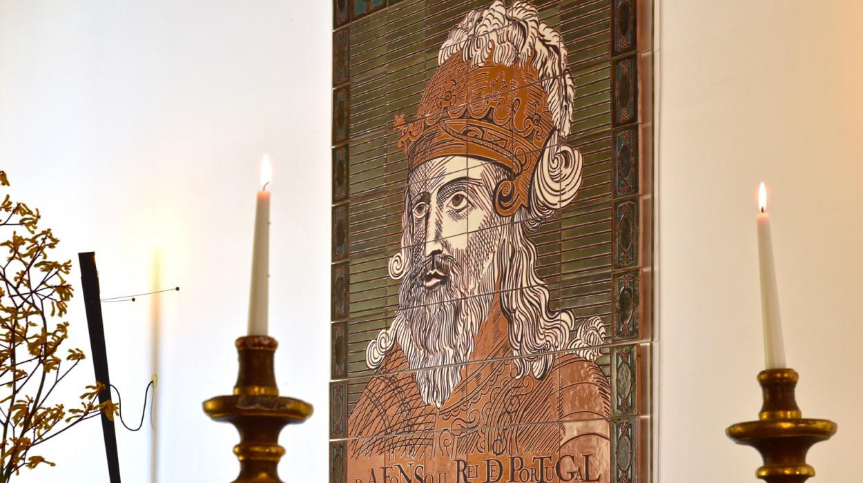 Pousada de Alcácer do Sal, Dom Afonso II