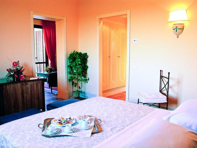 Family Junior Suite 2 adults and 2 children up to 12 years