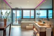 Premium Energy Suite Sea View with Private Heated Pool SoulSauna or Gym