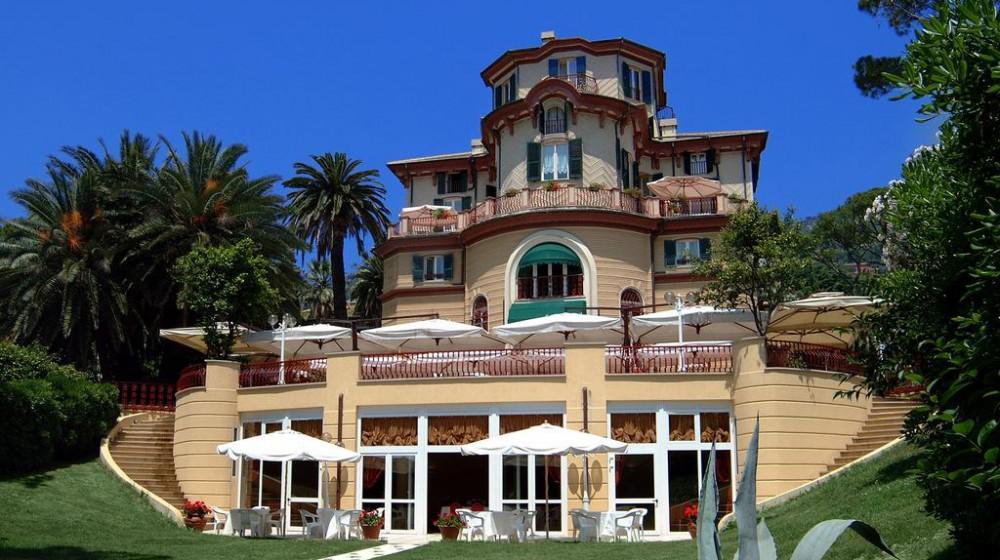 Romantik Hotel Villa Pagoda