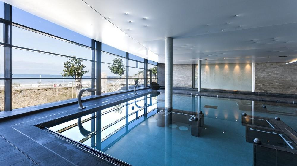 Spa Marin Du Val Andre Thalasso Resort