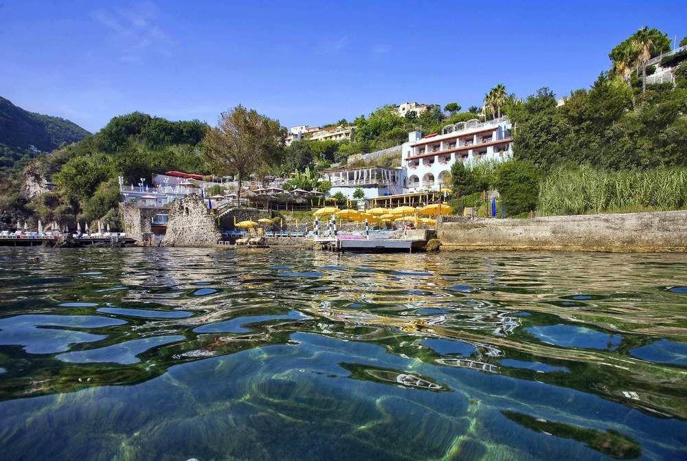Hotel Ischia Con Spiaggia Privata E Terme