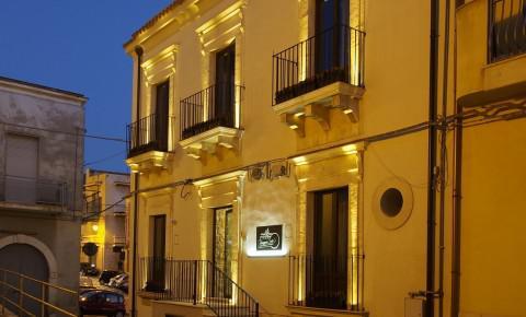 Hotel di lusso a comiso alberghi di charme e spa for Palazzo in stile messicano
