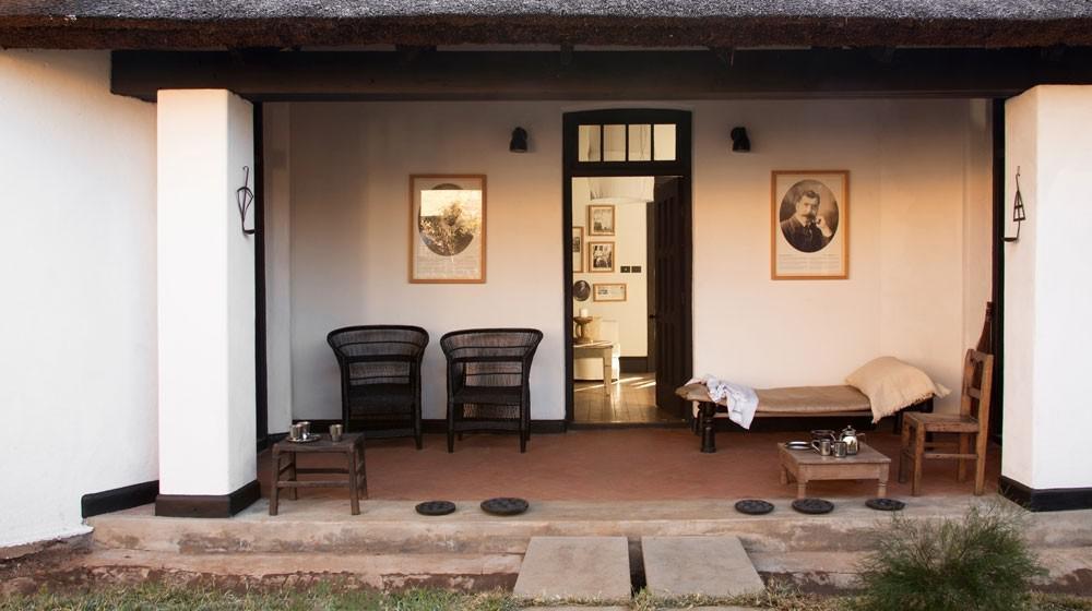 The Satyagraha House