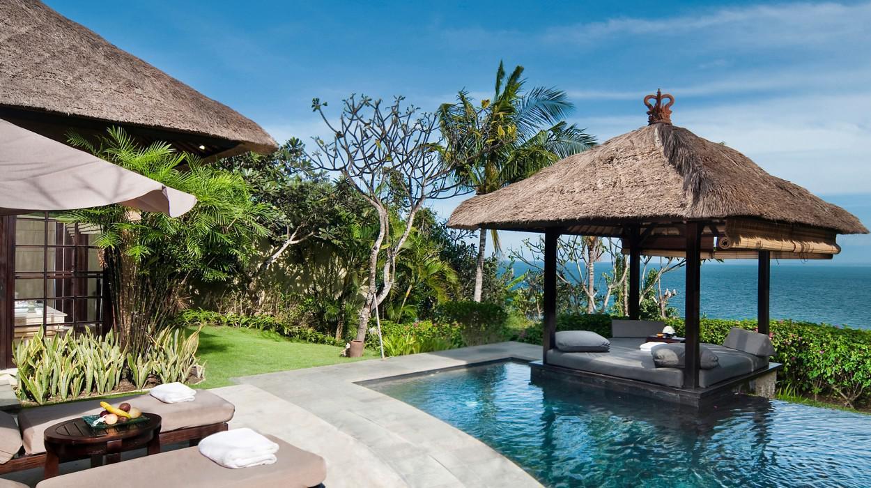 Ayana Resort And Spa Bali Rooms
