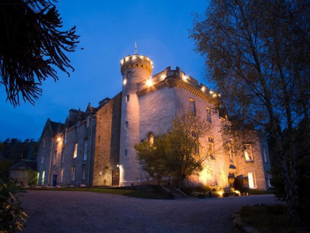 Tulloch Castle Hotel 'A Bespoke Hotel'