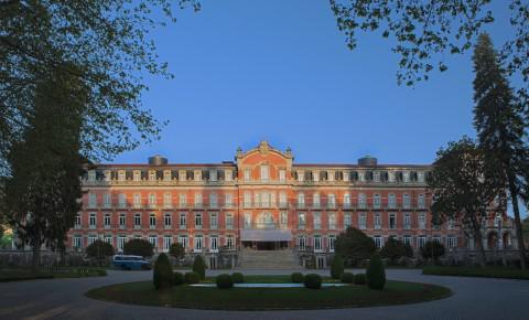 Hotel di lusso a vidago alberghi di charme e spa for Palazzo in stile messicano