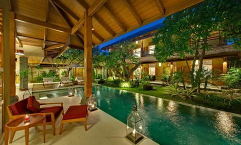 Villa Kinaree Estate In Seminyak Bali
