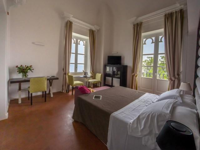 Suite Marlene with panoramic view