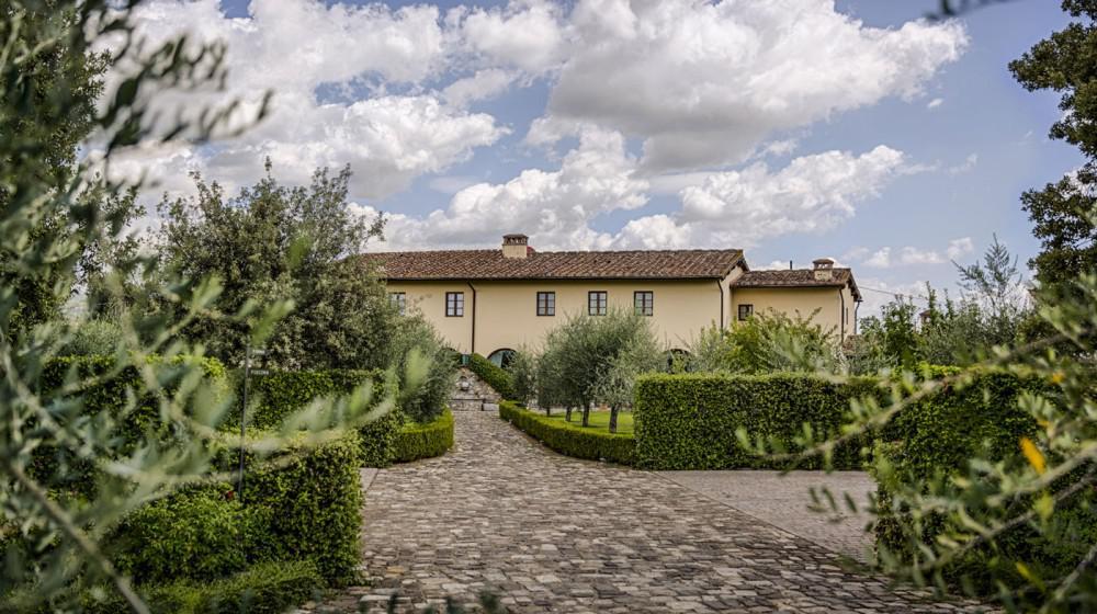 Villa Olmi Firenze In Bagno A Ripoli Tuscany
