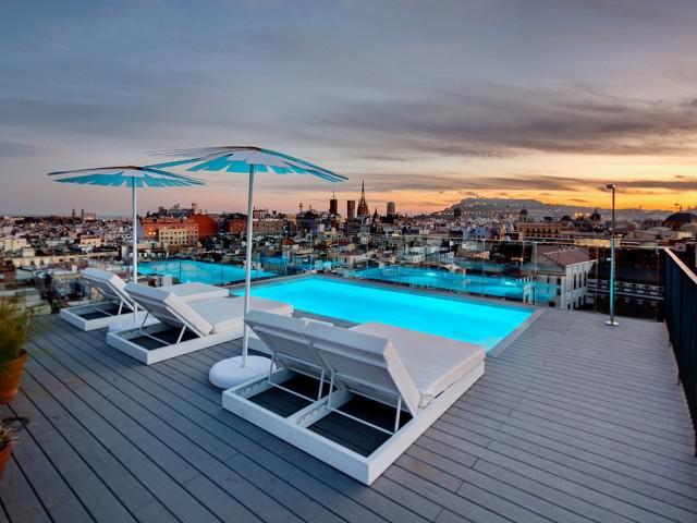 H tels de luxe en catalogne h tels de charme avec spa - Hotel de charme barcelone ...