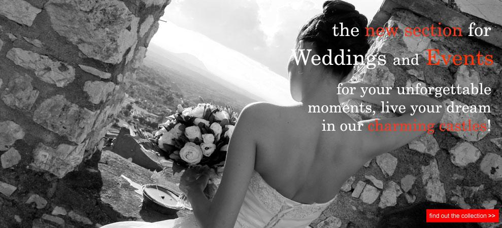 iCastelli.net - Weddings and Events in Castles en