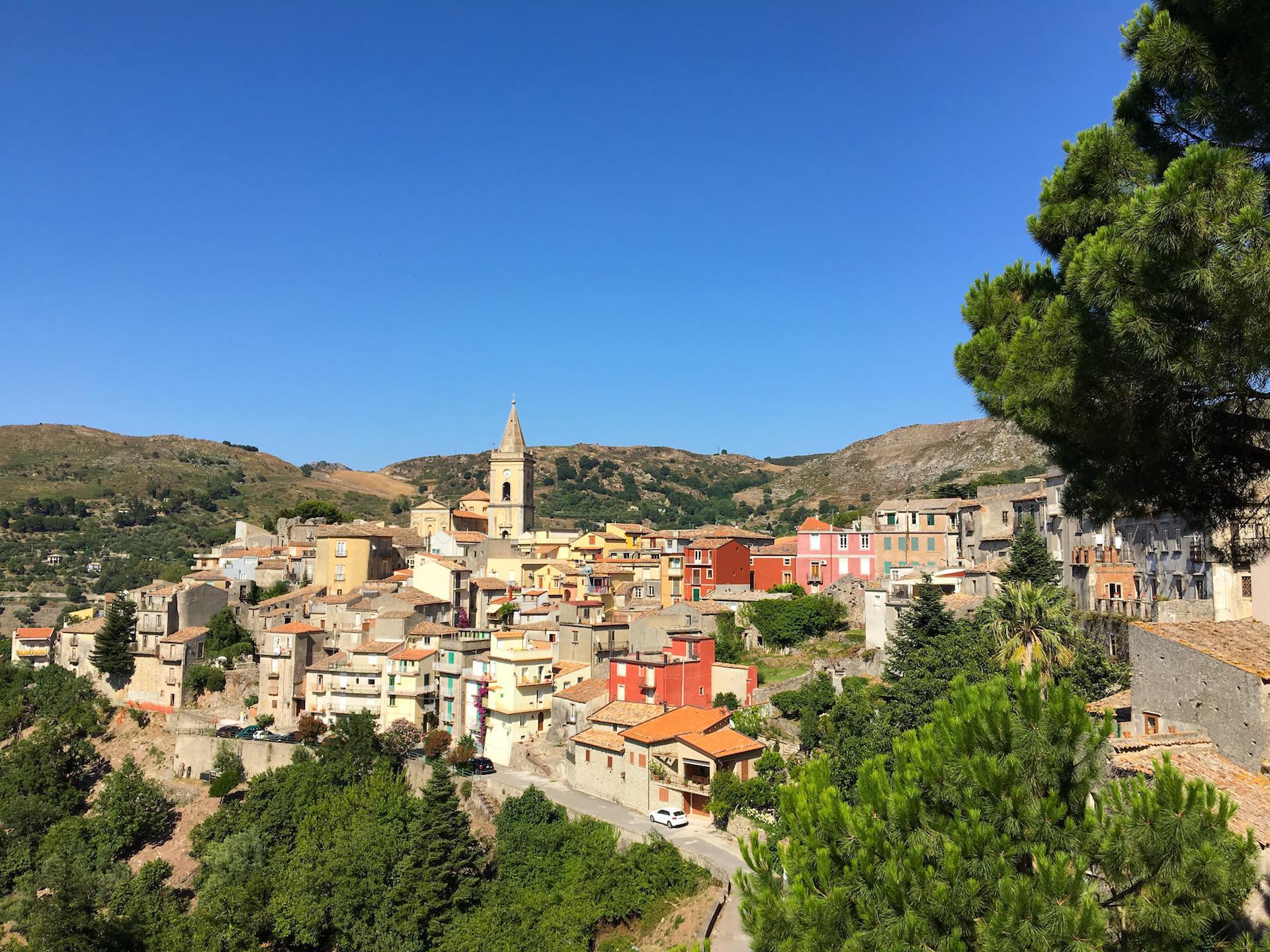 Die schönsten Dörfer Italiens