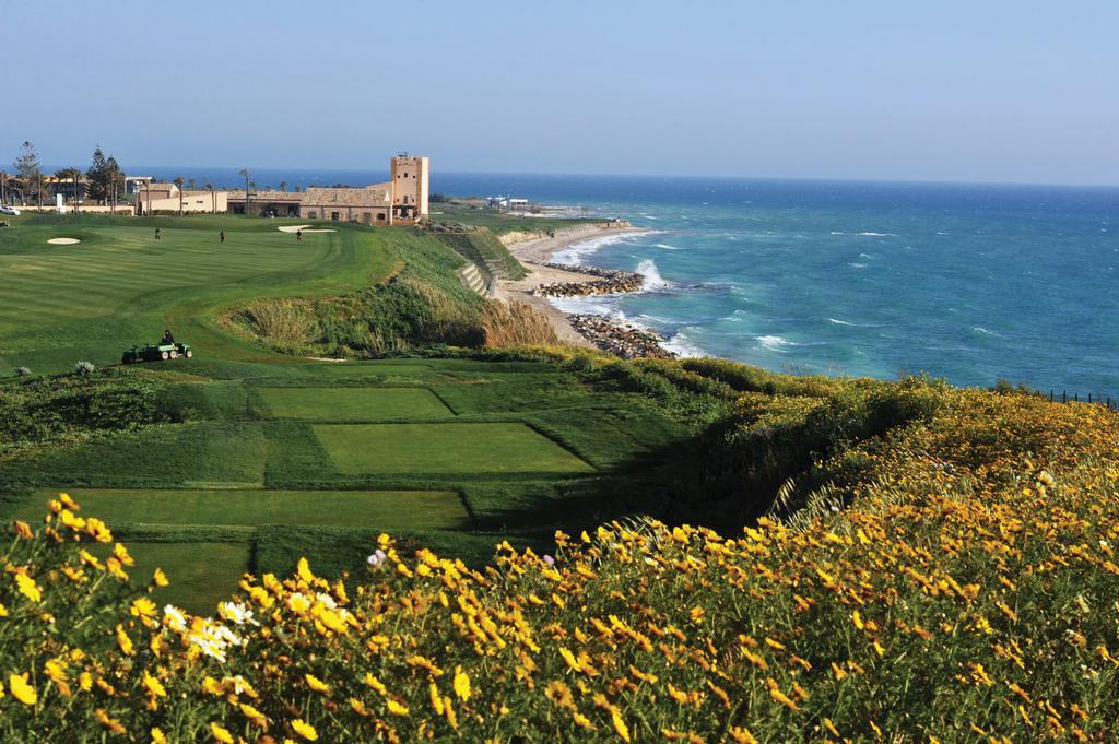 Exclusivos Hoteles con Golf