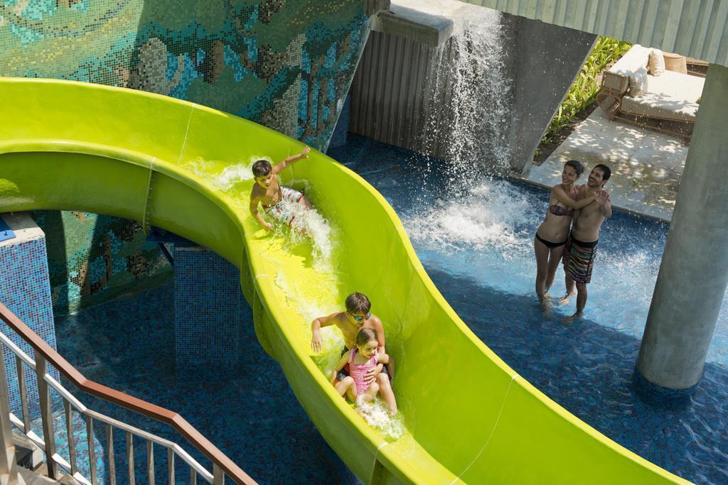 Kinderfreundliches Hotels und Kids Club Resort