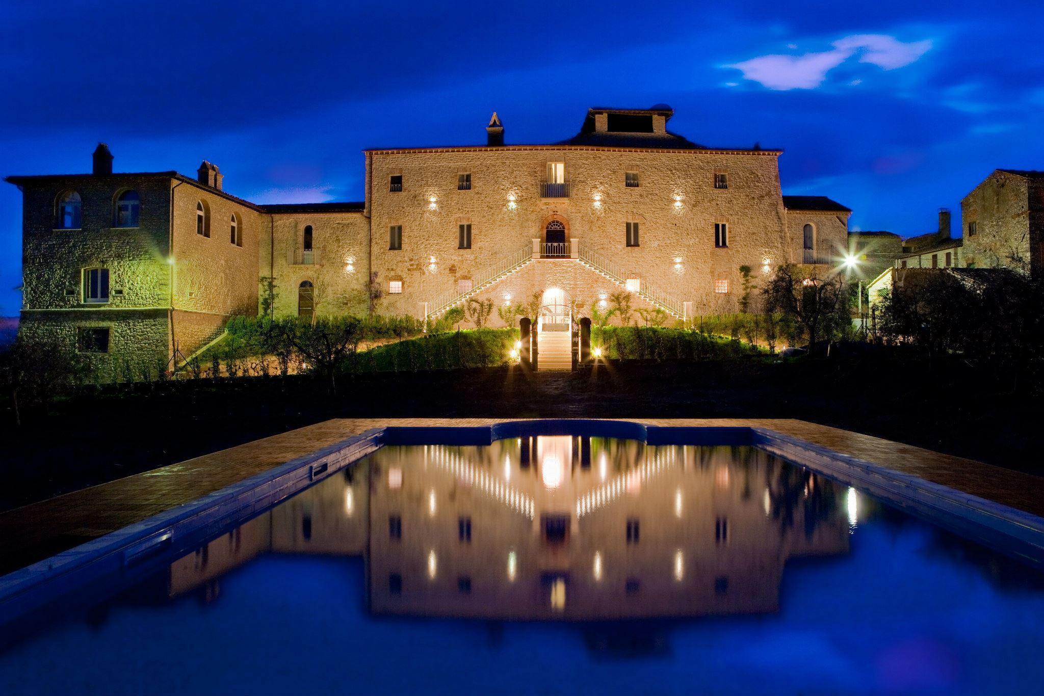 Châteaux de luxe avec SPA