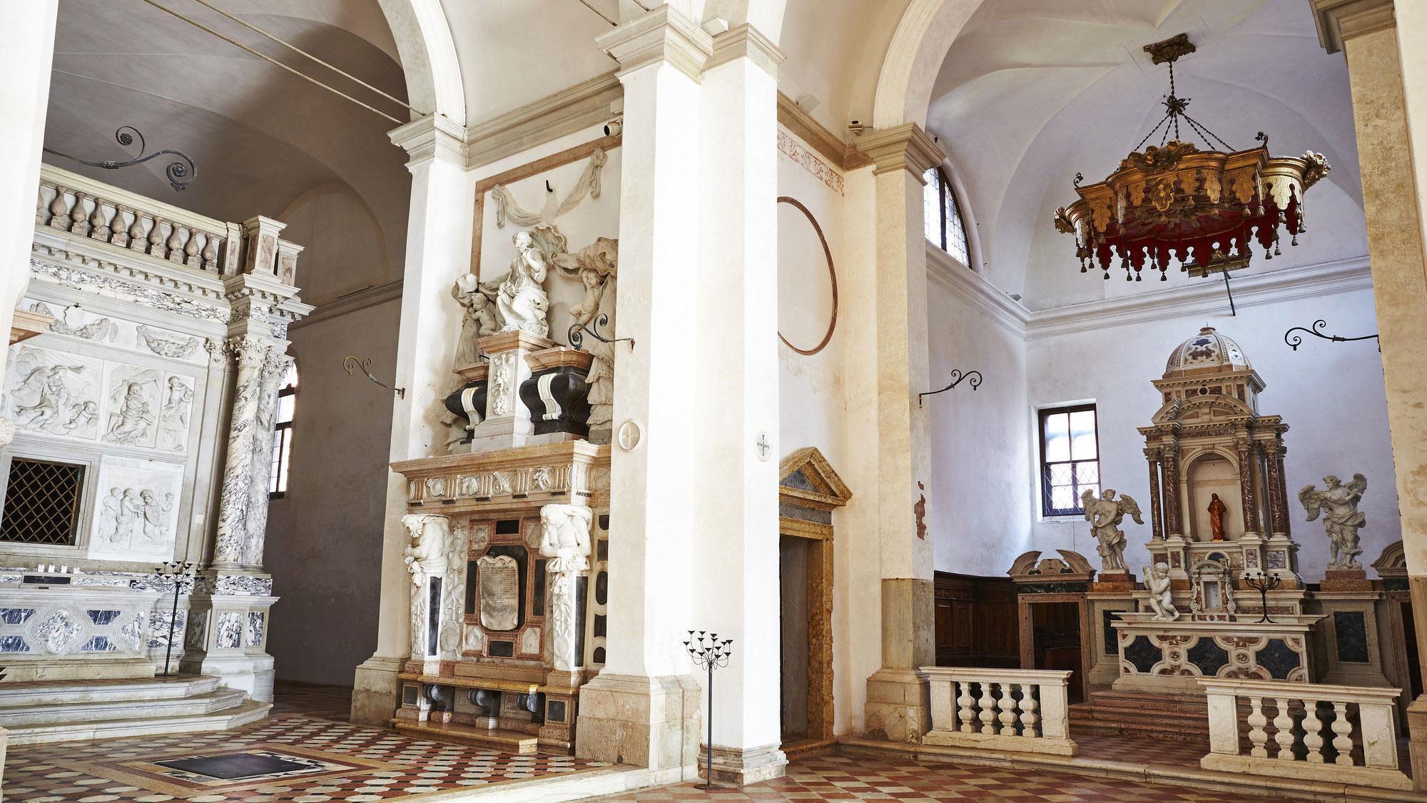Hôtels uniques avec chapelle privée