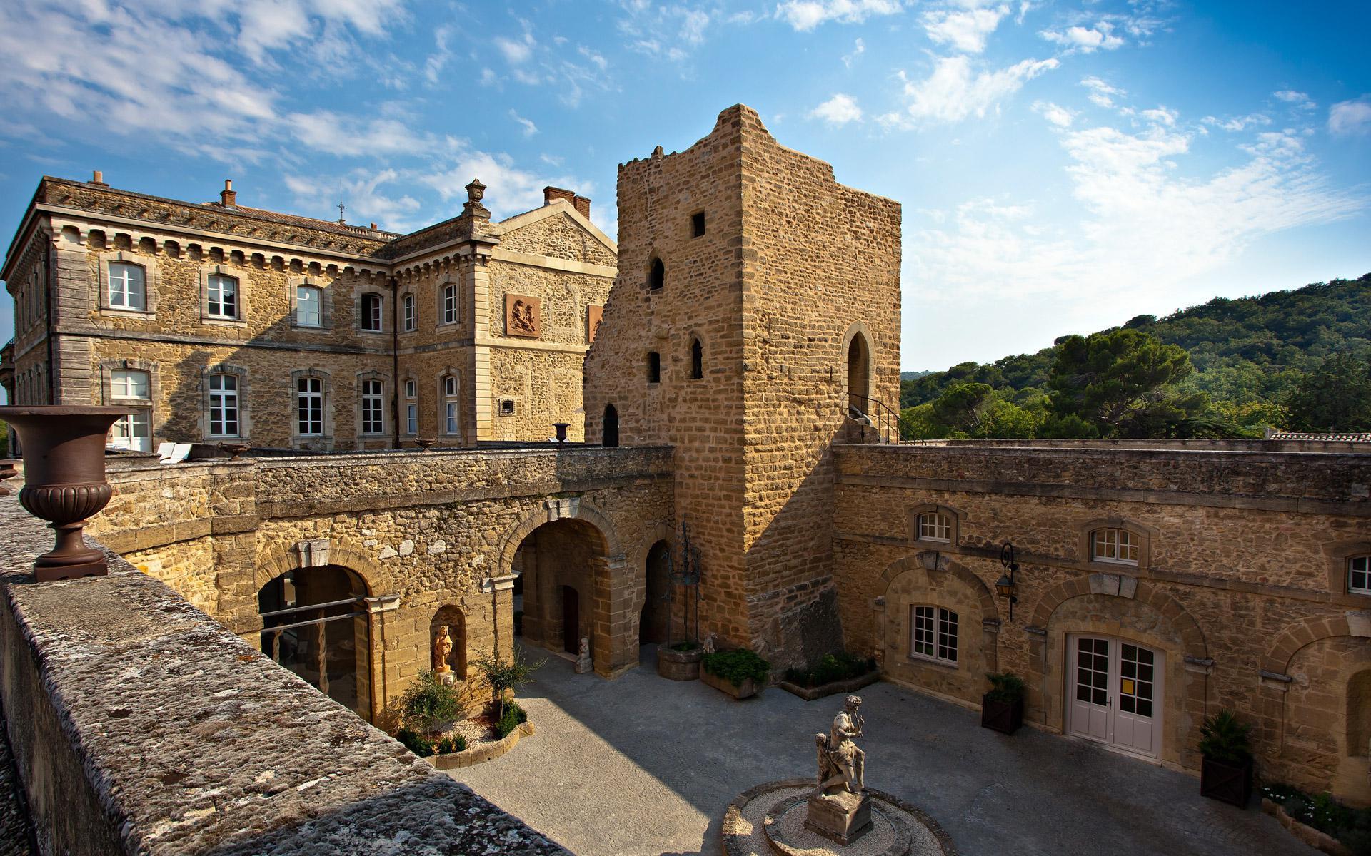 Séjour dans les Château