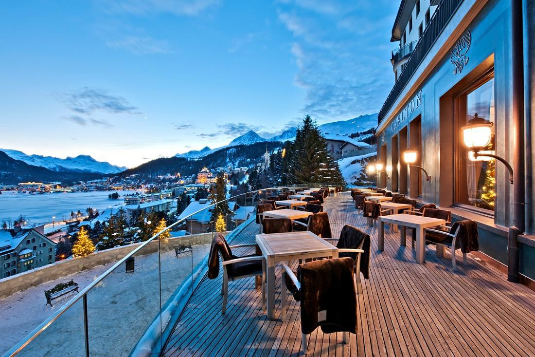 Ski Hotels, Mountains and Snow