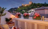 Apartment Penthouse with Alhambra view and private terrace