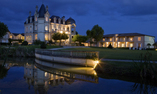 Hotel Grand Barrail, Chateau, Restaurant & Spa