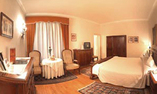 Our Classic double rooms at the Castle