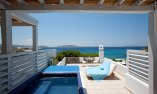 Vip Suite with terrace and plunge pool