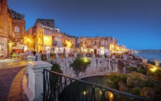 Hotel Luxe Syracuse Sicile