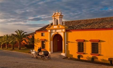 Luxury hotels in alcal de guadaira charming hotels and spa - Hacienda la boticaria alcala de guadaira ...