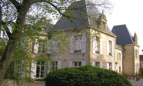 Château de Saint Michel de Lanès