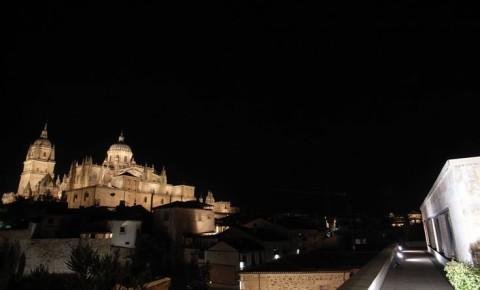 Hotel San Polo Salamanca Parking